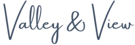 Valley & View Logo